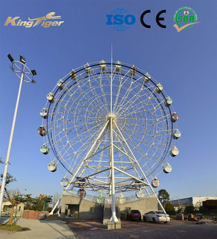China amusement manufacture giant ferris wheel for sale