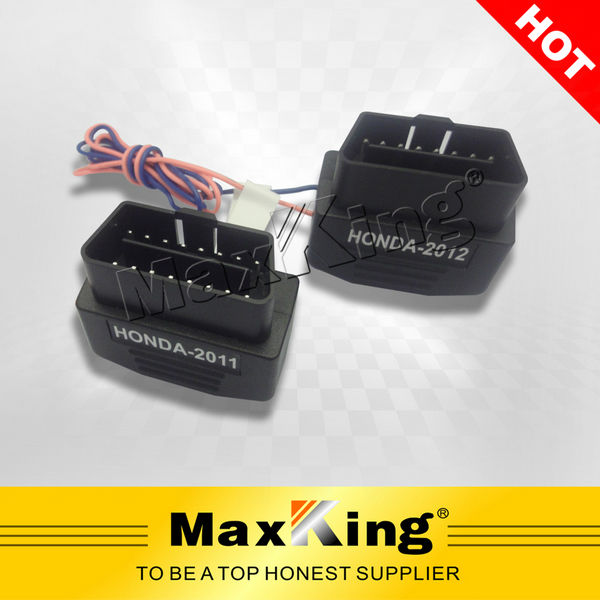 Canbus OBD speed lock for Honda