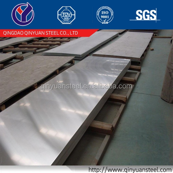 ah36 galvanized steel plate in large stock