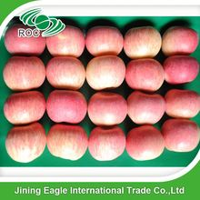 Chinese different brands red fresh fuji apple fruit