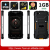 new product mobil phone 4g LTE 8GB Black Android RUGGED Smartphone