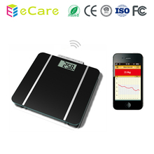 Bluetooth Body Fat Scale IC260BT-1 Smart Digital Scale with Large LCD Display, Body Composition Monitor with APP