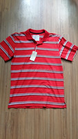 High quality 100%cotton latest design men casual polo t-shirt stocklot goods