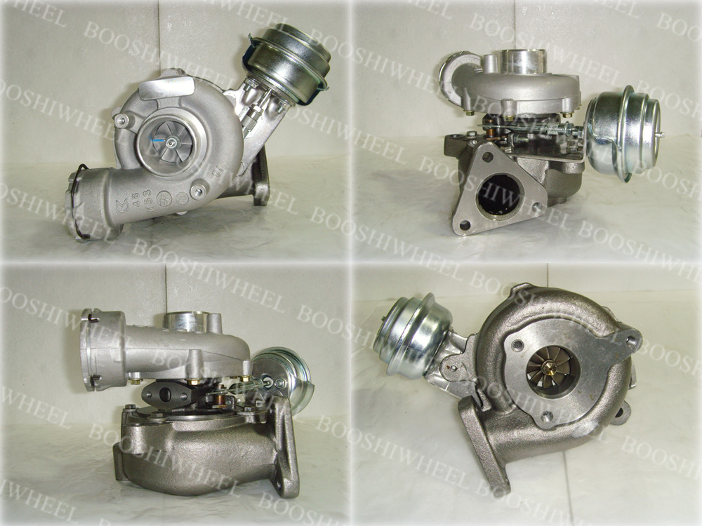 Turbo 717858-0009 with Engine GT1749V AVF/ AWX For <strong>Audi</strong> cars