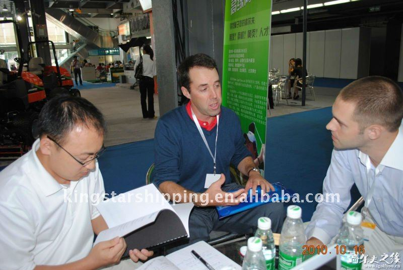 Spanish Business Interpreter Services in Guangzhou Canton Fair