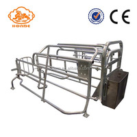 hot dipped galvanized farrowing pig crates for pig HONDE sales