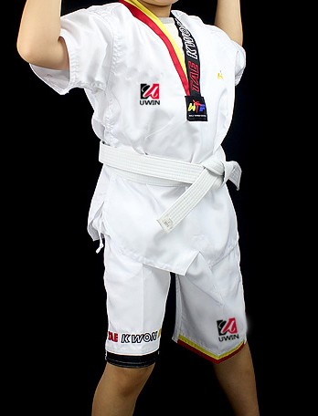 martial arts uniform taekwondo uniform summer type