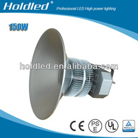 ip65 150w led high bay light Cree chip meanWell Drive