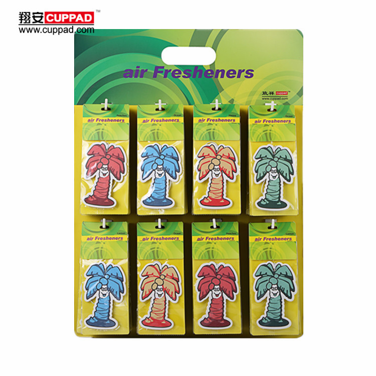 Factory directly Cheap Price 7x10cm novelty car perfumes air freshener