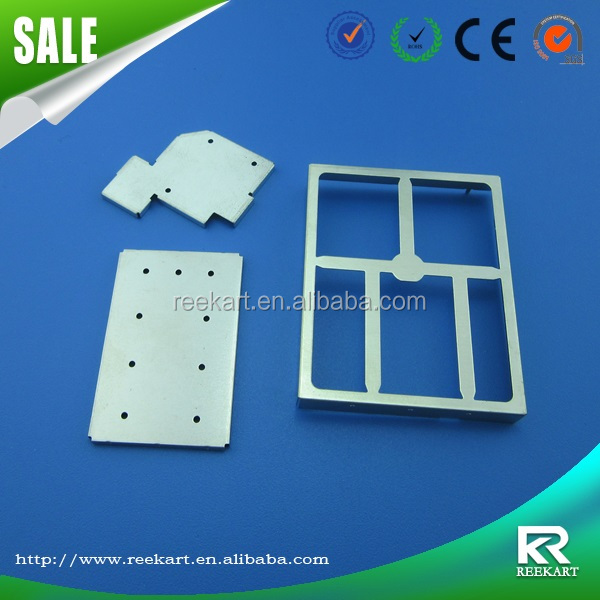SMT metal etching staming precision stamping shielding case for PCB board