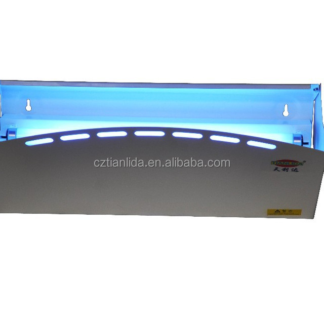 Indoor Fly Killer UV Wall Lamp With Glue Board Best Selling Products