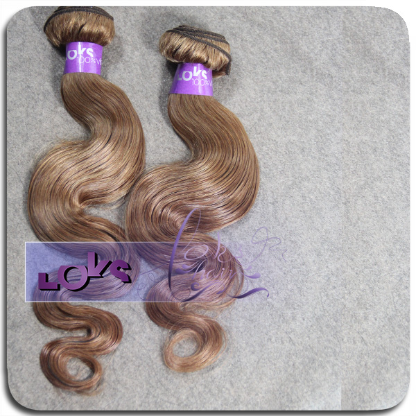 no tangle no shedding 100% human pure weave #30 color