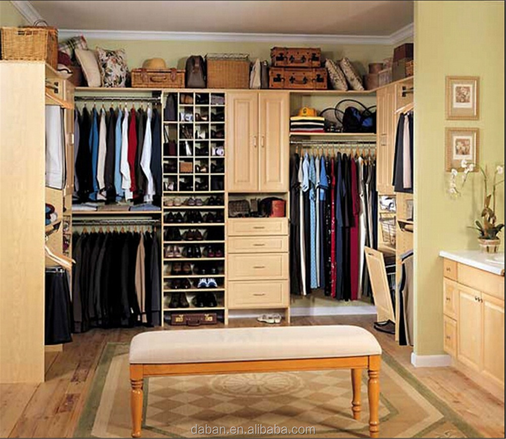 modular classic modern bedroom furniture wardrobe design