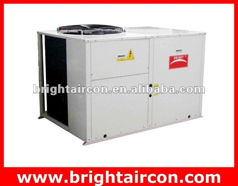 Packaged rooftop unit 9.6kw-182kw R22,R407C