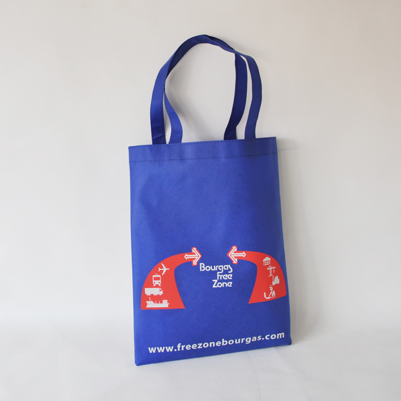wholesale eco friendly festival gift christmas non woven bag