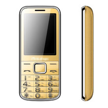 GSM and CDMA phone call cell phone 2.4 inch feature phone