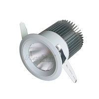 Energy saving waterproof LED downlight IP65 recessed ceiling downlight for shower room lighting