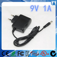 Replacement 9V 9V 1A Adapter Charger for LCD Monitors
