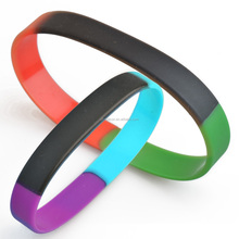 Wholesale Silicone Insect Repellent Rubber Bracelet