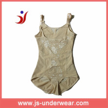 Ladies Sexy gold corsets and bustiers lingerie body shaper fajas