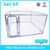 2015 wholesale iron round door dog cage