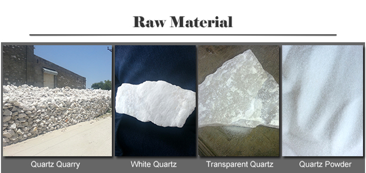 Low Price Medium Grains Artificial White Quartz Stone
