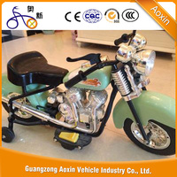 2017 New products electric kids motorcycle Ride On Toy Style and baby Car 6v battery powered/Rechargeable