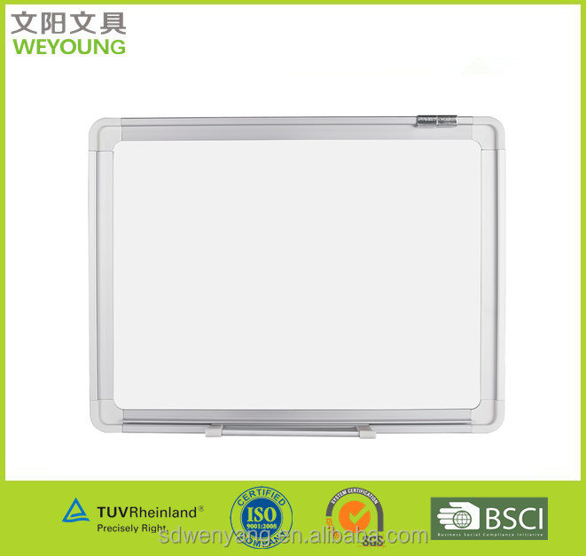 Wall Mounted Writing Board Magnetic White Board Dry Erase Whiteboard Made In Factory