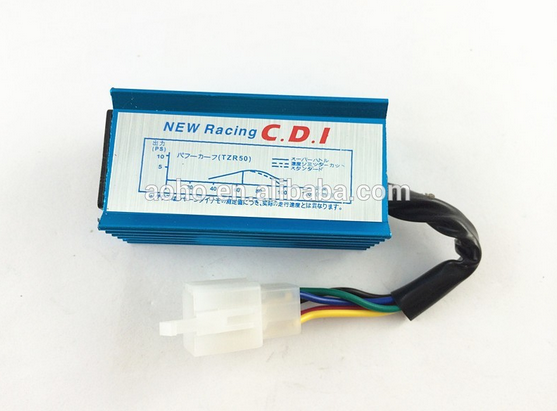 Performance racing CDI box for scooter go-kart ATV gy6 50 110 150 200 250cc CDI 5pin for JH70