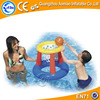Waterbase Basketball Hoop Giant Shootball Inflatable Water Basketball Net Hooks Fun Swimming Pool Toy