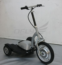 Hot selling CE Approved 3 wheel stand up electric scooter