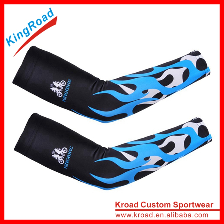 Pro Athlete arm cover,safety uv protection arm sleeve