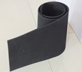 1mm 3mpa black EPDM rubber sheet