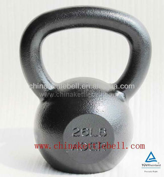 Perfect Surface Cast Iron Kettlebell in rizhao