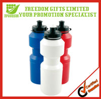 Pure Colored Promotional Bike Bottle
