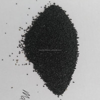 China Black Color Sand with cheap price