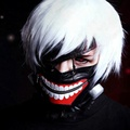 Hot selling tokyo ghoul kaneki ken mask adjustable cosplay leather face mask for party