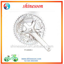 Superior quality bicycle parts bicycle chainwheel and cranks