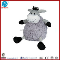 hot sale baby toy plush donkey toy