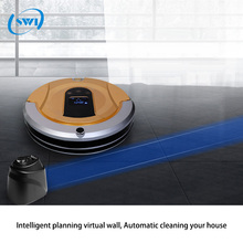 Portable home auto recharging floor sweeping machine robot cordless vacuum cleaner motor