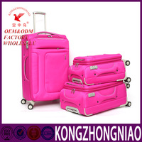 China New Products Travel Trolley Luggage