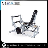 Oushang OS-H034 Hammer strength plate loaded Super Horizontal Calf gym fitness equipment