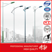 11M Outdoor Double Arms Lighting Pole with Good Price