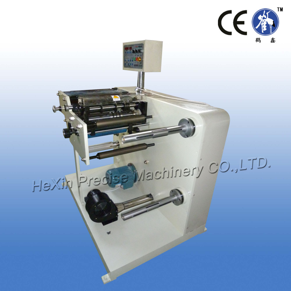 automatic non-woven fabric slitting machine