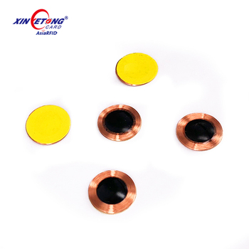 Mini Size 125KHz RFID Chip with Epoxy surface Mini RFID Tag