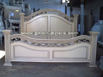 Wooden Furniture - Antique Bedroom Furniture - Classic Style Furniture Indonesia