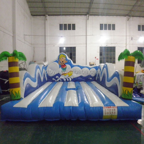 Inflatable combo,inflatable game with control box