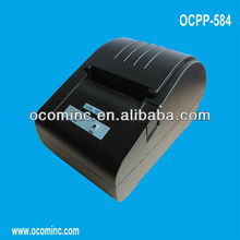 OCPP-584 58MM Thermal Printer Small With RS-232