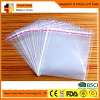 Transparent CD Sleeve, Made of OPP Material, Customized Designs Accepted