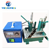 Portable welding machine for pvc window